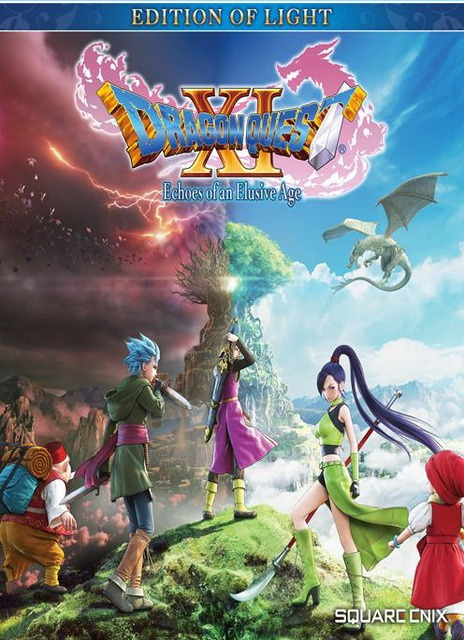 Dragon Quest XI – Echoes of an Elusive Age