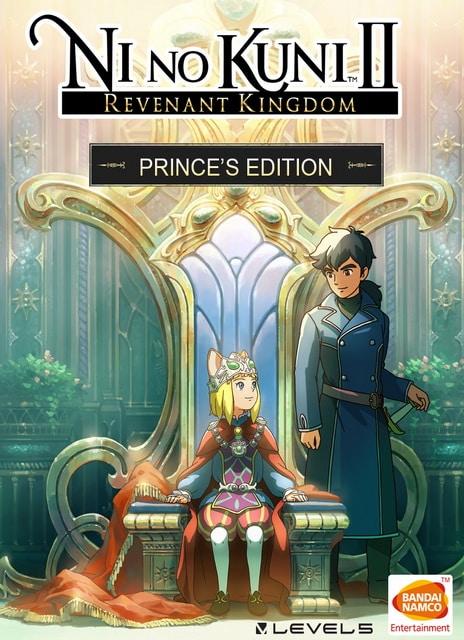 Ni no Kuni II Revenant Kingdom – The Tale of a Timeless Tome