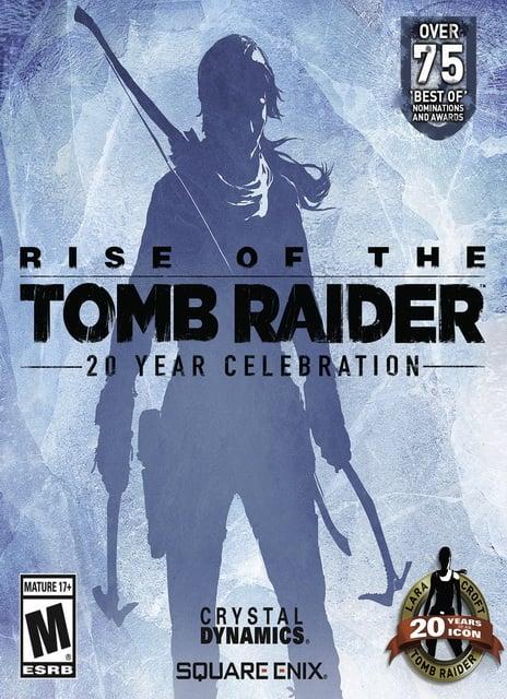 Rise of the Tomb Raider – 20 Year Celebration