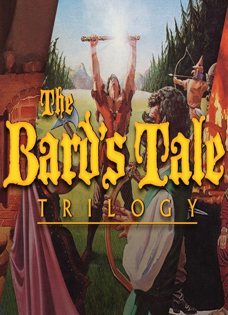 The Bards Tale Trilogy Remastered