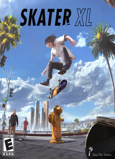 Skater XL The Ultimate Skateboarding
