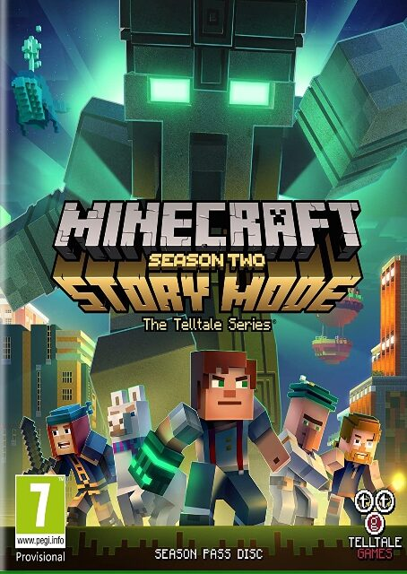 MINECRAFT STORY MODE COMPLETE SEASON TWO