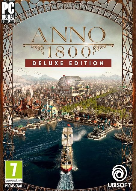ANNO 1800 DIGITAL DELUXE EDITION