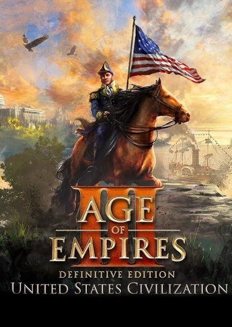 Age of Empires III: Definitive Edition – United States Civilization