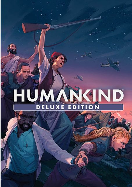 HUMANKIND DELUXE EDITION
